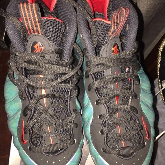 Nike Shoes - Foamposites Gone Fishing